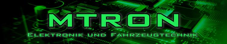 MTRON - Elektronik und Fahrzeugtechnik